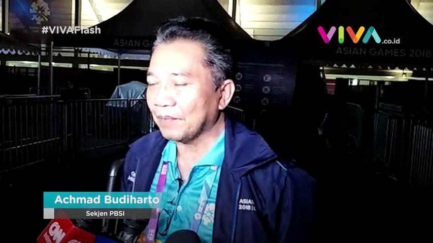 Anthony Ginting Cedera, Ini Yang Disampaikan Jokowi