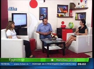 Budilica gostovanje (Boban Žikić,Žaklina Radulović), 23.avgust 2018. (RTV Bor)