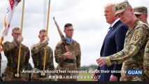 【#HuSays】Trump's $716 billion defense bill won't force China to back down when it comes to its core interests: Editor-in-Chief Hu Xijin #VideoFromChina
