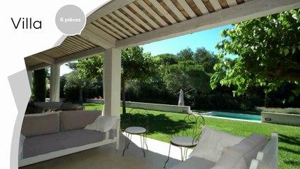 A vendre - Maison/villa - St tropez (83990) - 6 pièces - 184m²