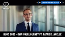 Patrick Janelle Stars in Hugo Boss Own Your Journey campaign | FashionTV | FTV