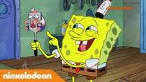 Bob l'éponge | Mini-Patrick, Maxi-Problèmes | Nickelodeon France
