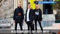 In Certain Light Models Off Duty Highlights | Paris Fashion Week A/W 2018 | FashionTV | FTV