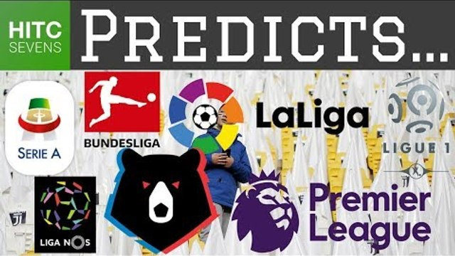 Predicting the Title Winners of Europe's Top 7 Leagues