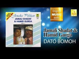 Jamali Shagat & Hamid Curga -  Dato Bomoh (Official Audio)