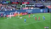 David Villa Goal - New York City [1]-1 New York Red Bulls