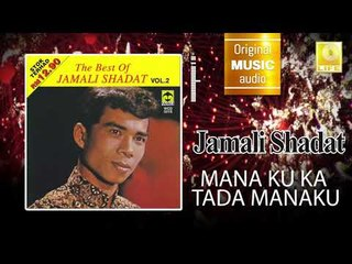 Jamali Shadat -   Mana Ku Ka Tada Manaku (Official Audio)