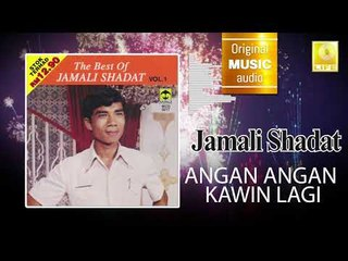 Jamali Shadat - Angan Angan Kawin Lagi (Official Audio)