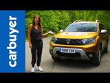 Dacia Duster SUV 2019 in-depth review - Carbuyer