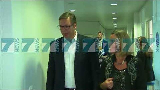 LUGINA E PRESHEVES NE TRYEZEN E BRUKSELIT - News, Lajme - Kanali 7