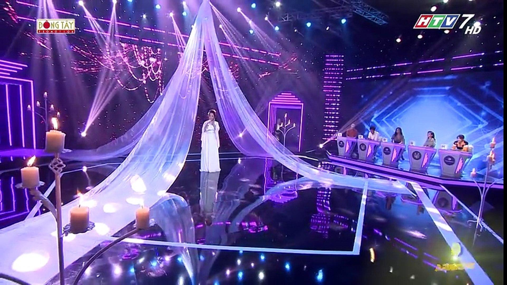Giọng Ca Bí Ẩn Tập 3 _Phần 2_Nam Thư, Hải Triều, Trấn Thành, Hari Won trổ tài đối thơ -bá đạo