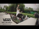 Off The Wall Park Opening Ceremony in Moscow   Skate   VANS