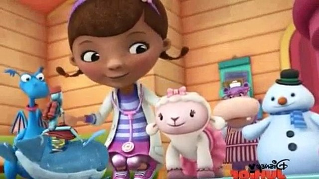 Doc McStuffins 2-20  Dad's Favorite Toy - Chilly and the Dude