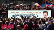 Simon Cowell gets Hollywood Walk of Fame star