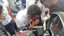 Rize Kenan Sofuoğlu, Formulaz'da Kaza Geçirdi, Yaralandı