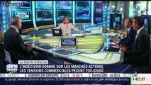 Le Club de la Bourse: Benjamin Louvet, Vincent Lequertier, Benoit Peloille et Mikaël Jacoby - 23/08