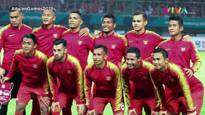 Prediksi Timnas Indonesia vs UEA - 16 Besar Asian Games 2018