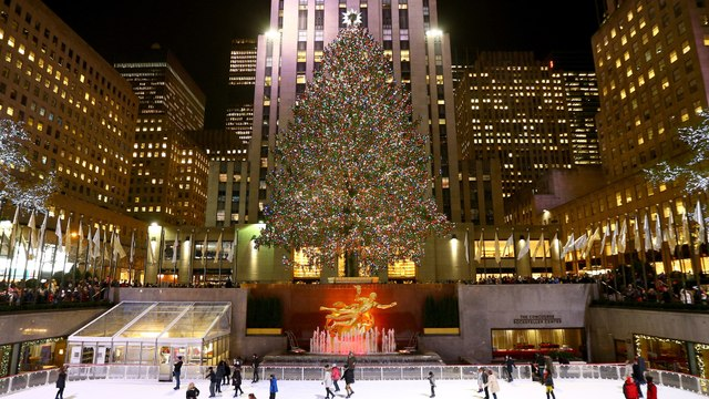 12 Things to Know About the Rockefeller Center Christmas Tree
