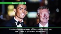 """Cristiano Ronaldo says Sir Alex Ferguson helped him in his early Man Utd days, when he was doing """"too many step-overs"""""""
