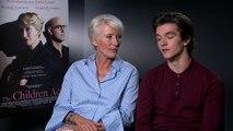 Emma Thompson & Fionn Whitehead on The Children Act