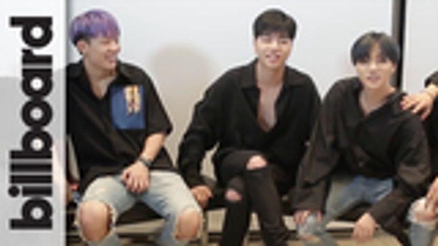 iKON Talk 'Killing Me,' Future Plans & More   Billboard