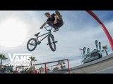2018 Vans BMX Street Invitational: Garrett Reynolds - 1st Place Run | BMX | VANS
