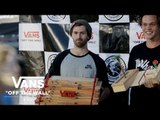 2017 Vans BMX Street Invitational: Garrett Reynolds - 1st Place Run | BMX | VANS
