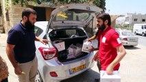Türk Kızılayı Batı Şeria'da kurban eti dağıttı - BEYTÜLLAHİM