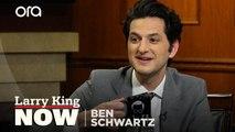 Ben Schwartz and Larry King discuss their Jewish last names