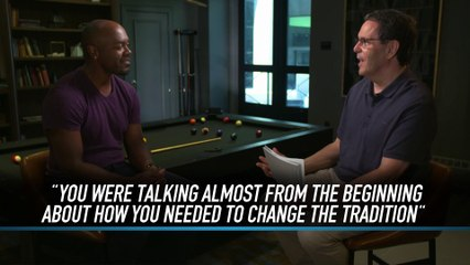Jimmy Rollins Talks About His Winning Mindset