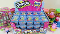 NEW Shopkins 30 Blind Baskets Unwrapping ✦ FULL Box Season 1!