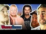 WWE Summerslam 2018 Predictions! Roman Reigns Vs. Brock Lesnar! | WrestleRamble