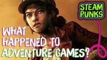 Did The Walking Dead Kill Adventure Games? (Spoilers: No) - Steam Punks