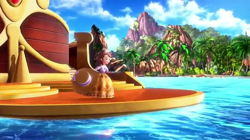 Sofia the First Return to Merroway Cove Disney Junior All Moments (Trailler)