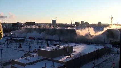 Metrodome Demolition Feb 23, new