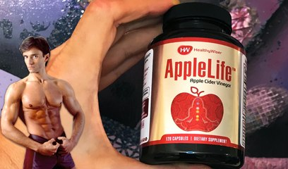 APPLELIFE APPLE CIDER VINEGAR DETOX & WEIGHT LOSS SUPPLEMENT