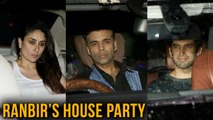 Kareena Kapoor Khan parties with her girls gangt - video