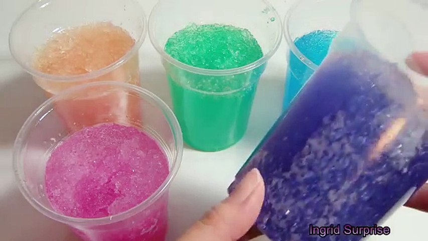 LEARN COLORS Baby Alive Bathtime in Rainbow GELLI BAFF Video For Kids