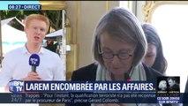 """Françoise Nyssen se trouve dans une """"panade"""", selon Adrien Quatennens"""