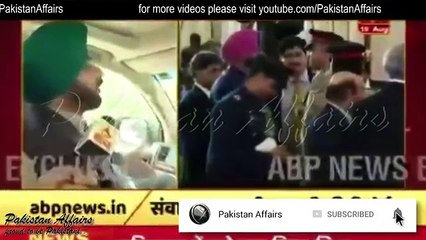 Navjot Singh Sidhu Share Details of Pakistan Visit Thanking Pakistani Nations and PM Imran Khan