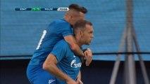 Barrage aller - Héros de la Coupe du Monde, Dzyuba a réveillé le Zenit