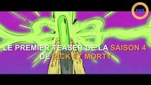 Enfin ! Le premier teaser de la saison 4 de Rick et Morty !