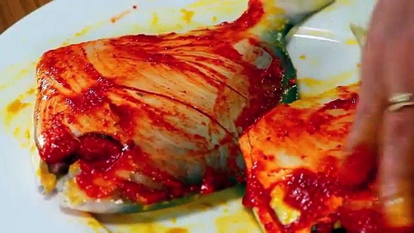 Tandoori Pomfret   5 Best Fish Recipes Chef Anupa   Sanjeev Kapoor Khazana