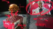 La Montagne de Game of Thrones, nouveau Colonel Sanders de chez KFC