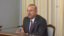 Bakan Çavuşoğlu ve Lavrov Ortak Basın Toplantısı Düzenledi- Dışişleri Bakanı Mevlüt Çavuşoğlu: -...