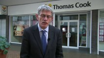 Expert says hotel evacuation shows Thomas Cook's 'concern'