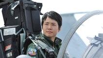 Japonya'nın İlk Kadın Savaş Uçağı Pilotu: Top Gun'ı İzlediğimden Beri Jet Pilotu Olmak İstiyordum