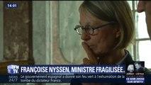 Françoise Nyssen fragilisée par une enquête mais soutenue par le gouvernement