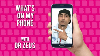 What's On My Phone | Dr Zeus