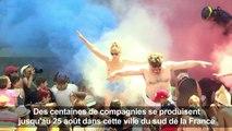 """Festival d'Aurillac: édition """"X"""" sous le signe de l'irrévérence"""